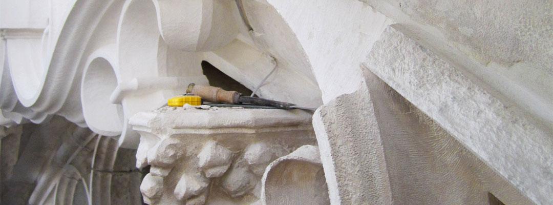maconnerie taille de pierre restauration