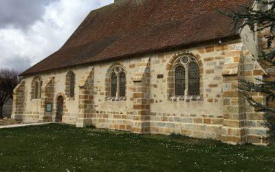 Eglise de Fontains (77)