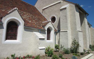 Eglise de Sammeron (77)
