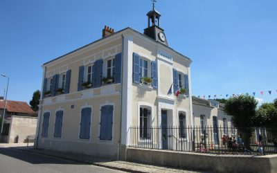 Mairie de Sammeron (77)