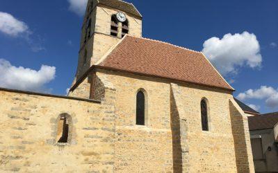 Eglise d'Arbonne la Foret (77)