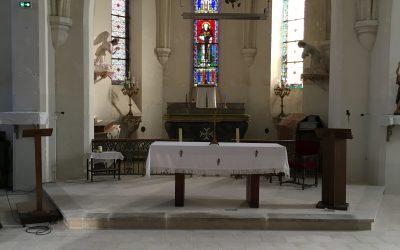 Eglise de Saint Fiacre (77)
