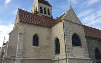 Eglise de Marcilly (77)