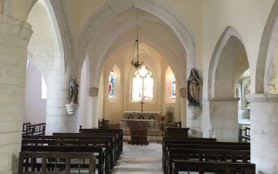 Eglise de Villette sur Aube (10)